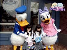 popular donald duck character