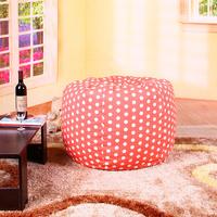 FREE SHIPPING pink dot bean bag ottoman modern bean bag cover sofa chair luxury sofa water-drop outdoor bean bag chairs adults