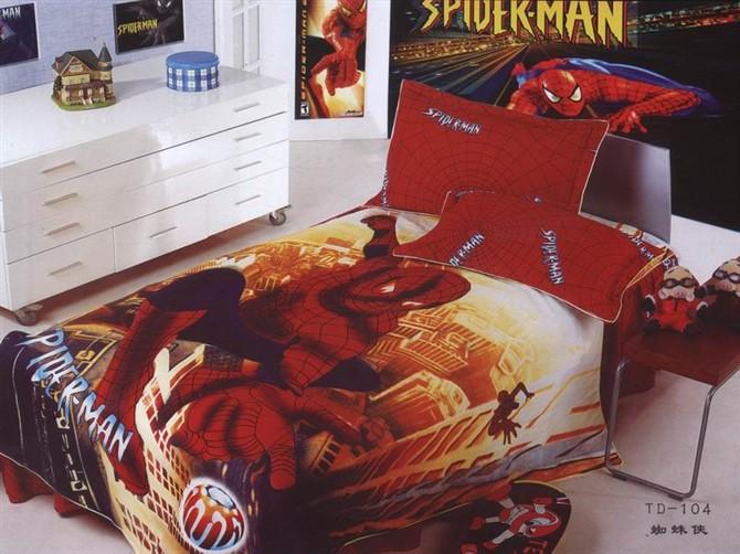 Spider-Man Bedroom Set