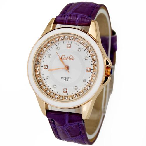 Luxury Fashion Ladies Girls Women s Birthday Xmas Gifts Jewelry Diamond Analog Quartz Watches Free Drop
