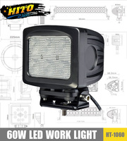 LED WORK LIGHT NEW PRODUCT CREE 60W LED