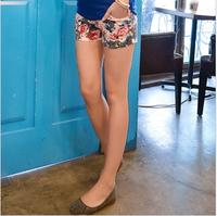 2014 new freeshipping straight pure cotton maternity clothing pants summer short pants 8838 003