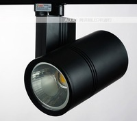 Led track light 30w led spotlight gold track spot light Track Down light, 2700K,4000K,6500K