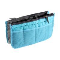 6Pcs Women Travel Makeup Insert Handbag Organiser Purse Large liner Organizer Bag DropShipping