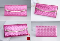 Han edition women's long wallet authentic female wallet 2013 new lady hand bag