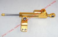 Refires titanium motorcycle chiban damper cbr1000 zx6 refires r k8 r1 titanium chiban damping
