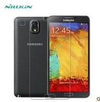 2pcs/lot For Galaxy Note3 film, Nillkin clear screen protector for Samsung Galaxy Note 3 N9000 with retail package,free shipping