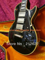 Black Beauty Custom 3 Pickups Electric Guitar Wholesale OEM High Quality Free Shipping