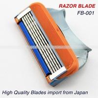Samples order link - Razor blades