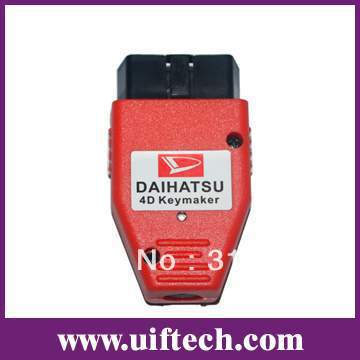 High quality car key copy tool to copy a Daihatsh 4D keys(China (Mainland))
