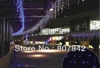 High Power 12m 288 LED Christmas Lights String Light Holiday Decoration Bulbs 110V 220V US EU Charger
