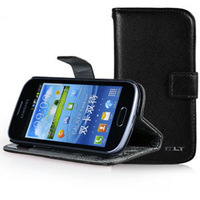 1pcs/lot Book Leather Stand Case MLT Wallet Skin Cover for Samsung Galaxy SIII S3 i9300 Wholesale and Retail+Free Shipping