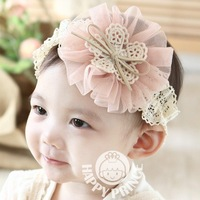 Wig hair accessory baby girl child princess hair bands hair accessory baby hair bands