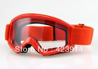 Free shipping motocross dirt bike ATV MX cross-country goggles transparent color camera/winter ski goggles