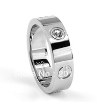 Cool rings for men 925 pure silver rings mens fashion accessories love ring #10 to #22 Free Shipping
