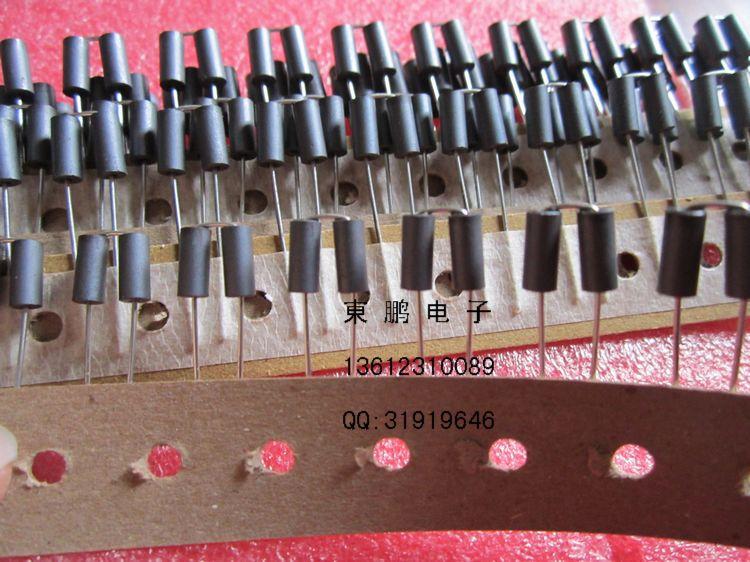 Koperdraad, koperdraad doorvoer pin dip lacoste kraal smoorspoelen 3.5