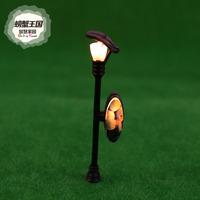 Sand table model material single-head advertising lights 4