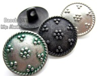 snaps Accessories button buckle metal button buttons 15mm or 23mm  needlework handmade sewing accessory