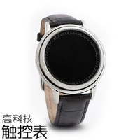 Fashion personality touch led watch touch table male women's lovers watch