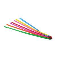500Pcs Making Balloons mixed color Magic Long Animal Tying twist Latex Balloon Free / Drop Shipping