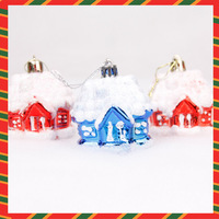 Hot sales! Free shipping!Christmas decoration supplies christmas tree 6cm christmas gift
