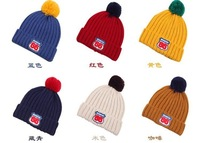 High Quality Fashion Cute Winter Cap Baby Girls/Boys Children Winnie  Knitted Hat #127