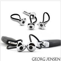 3620 Danish second-generation car key chain hanging pendant creative men waist cute car supplies
