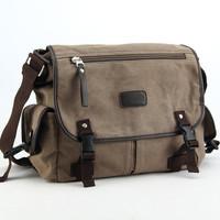 2014Capoc casual shoulder bag student school bag  man  trend messenger bag