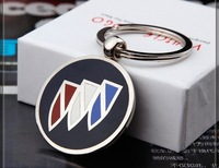 Quality BUICK keychain gl8 sail car triumphant more attractive metal