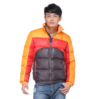 Anta down coat 2013 men's clothing outerwear wadded jacket autumn and winter sports clothing 15248940