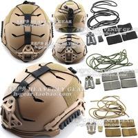 War Sport  War Bungee Accessory Management System(BK/DE/FG)