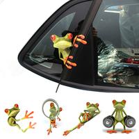 Auto car stickers gekkonidae personalized car stickers ultra-thin waterproof side door jushi