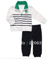 Carter Brand,new 2014,autumn,winter clothing,newborn,baby boy clothes,baby outerwear,long sleeve,sport suit