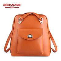 2013   women's handbag bag   school bag multifunctional shoulder bag leather bag