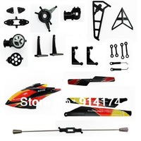 WL Toys V913 2.4G 4 Channels R/C  helicopter spare part kits  free shipping