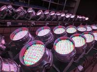 6pcs/LOT Free Shipping 177pcs*10MM DMX 512 LED PAR light for DJ lighting,LED Par64 Light,LED uplight