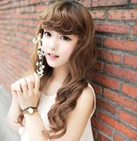 Hot-selling fashion elegant long curly hair 2013 hot-selling hot-selling wig