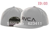 hot sell!!!!! RVCA Snapback hats mens casual sun hat top quality baseball caps 2 styles sun-shading hat Free Shipping