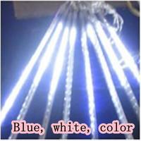 LED-8pcs (white) LED Meteor Tube Kit  -110v-220v -LED Lights & Lighting - Outdoor-IP65 waterproof - Free Delivery
