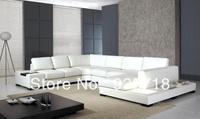 grain leather SOFA  - europe lazy style
