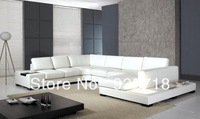grain leather SOFA  - europe lazy style