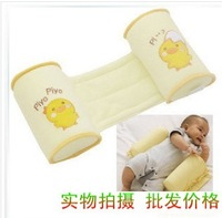 baby pillowBaby Toddler Safe Cotton Anti Roll Pillow Sleep Head Positioner Anti-rollover