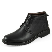trend of Korean men's   Martin  fashion boots high shoes of England men's new shoes
