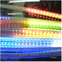 Red-DC12V-50CM LED Meteor tube (each LED meteor tube 10pc) IP65 waterproof - Free Delivery