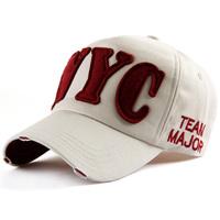 Sun-shading sun hat male women's baseball cap lovers cap the trend of fashion summer hat nyc