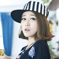 Gd summer hiphop cap baseball cap male women's HARAJUKU hat hip-hop hat