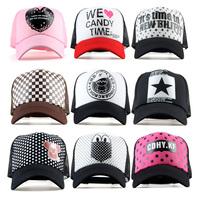 3 truck cap male mesh cap truck cap sunbonnet summer hat baseball cap
