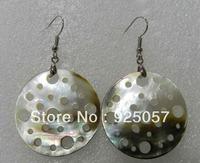 Natural Australian abalone shell deep sea Stars earring Fashion jewelry