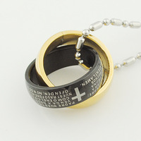 Fashion Stainless Steel Pendant Necklace,Wholesale Free shipping, WP779