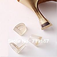 high Stiletto Heel Protectors Antiskids stop shoes locked shoes heel antislip  latin dance shoe 1000pair DHL free shippment